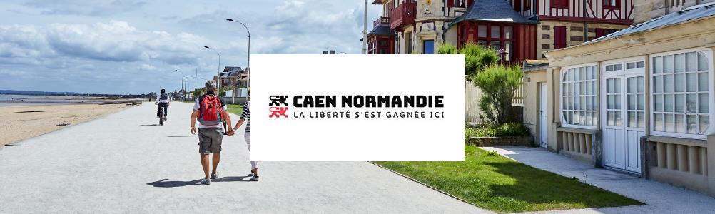 CAMPAGNE DéCOUVERTE - CAEN LA MER